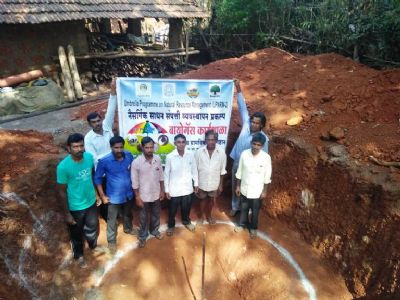 Key factor in Success of Biogas depends on Mason Training