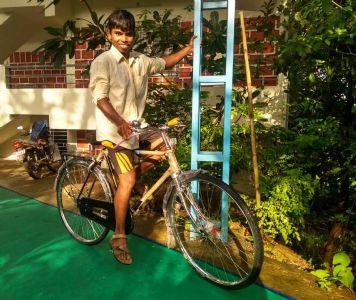 सुखी माणसाची सायकल